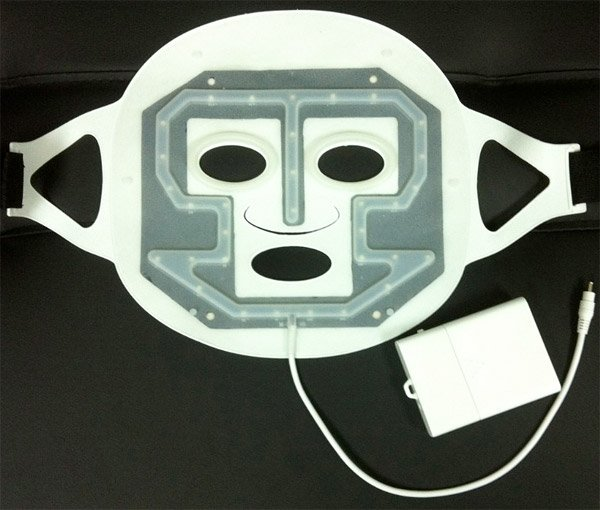 led facial mask 3