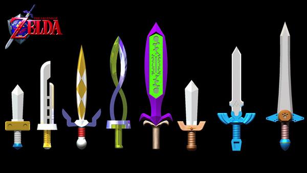 legend of zelda lego concept 2