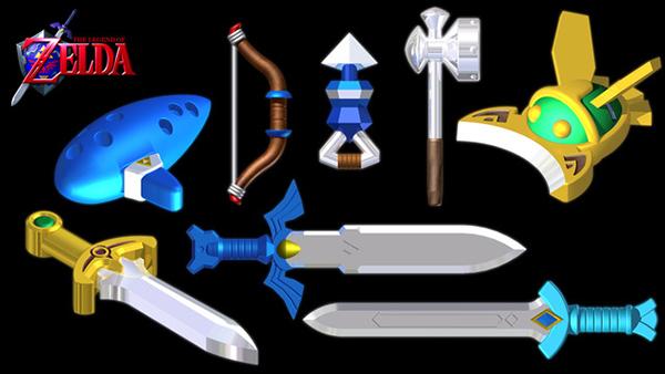 legend of zelda lego concept 3
