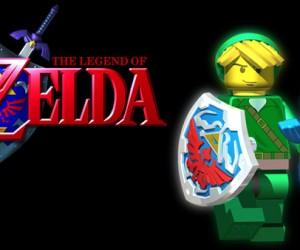 LEGO Zelda Concept: The LEGO of Zelda