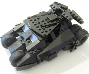 Custom LEGO Batman Tumbler Up for Sale