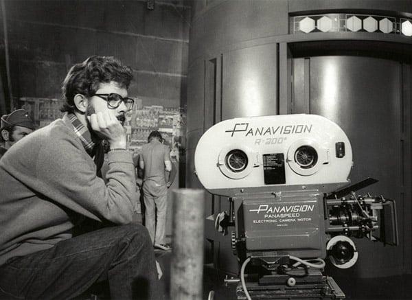 lucas panovision camera