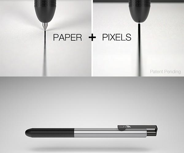 LunaTik Touch Pen is Actually Quite Logikal