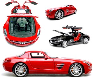 Flash Rods Mercedes SLS AMG Hard Drive is Way Cheaper Than the Real Car