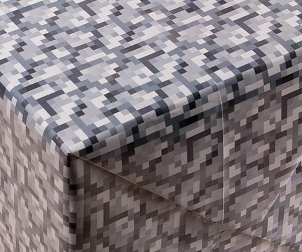minecraft wrapping paper 5