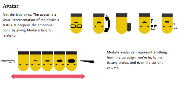 modai phone moods