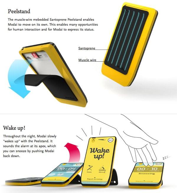 modai phone peelstand