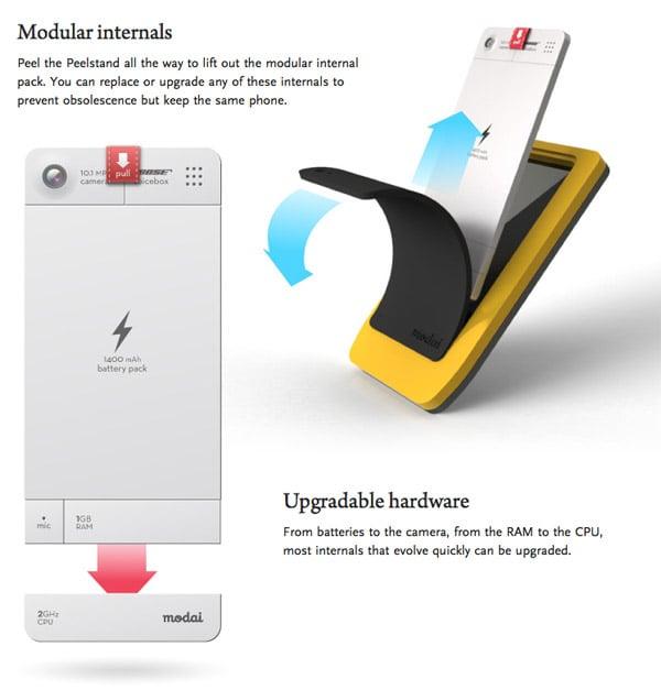 modai phone upgrade