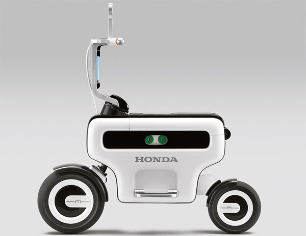 Honda Motor Compo Scooter Screams Quot I M Geekier Than You