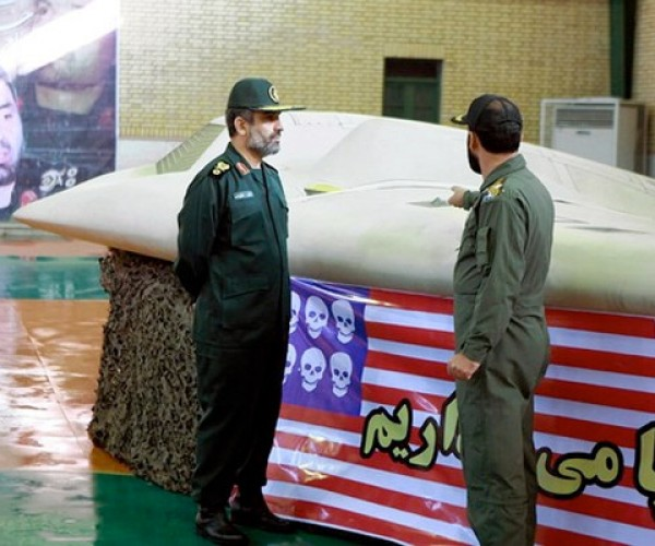 NATO Drone Captured by Iran Using GPS Hack?