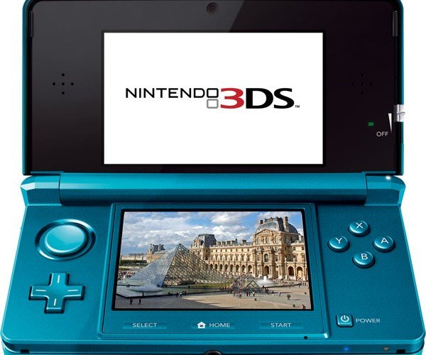 Louvre to Use Nintendo 3DS During Tours