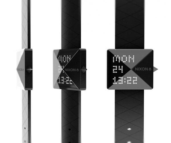 Nixon Black Diamond Watch Concept: Please Make These, Nixon.