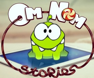 Cut the Rope's Om Nom Gets His Own Cartoon
