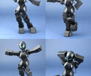 OriHime Robot Strikes Sexy Robot Poses