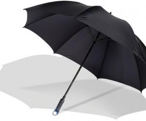 Path Illuminating Umbrella: for Dark and Stormy Nights