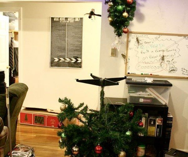 Portal Christmas Tree Must Be the Pride of *Subject Hometown Here*