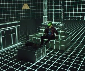 Sony Makes Their Own Holodeck (with Projection Mapping)