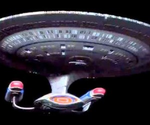 Star Trek Ambient Engine Noise: for Your Trip to the Dreamy Frontier