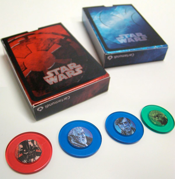star wars poker cards 2