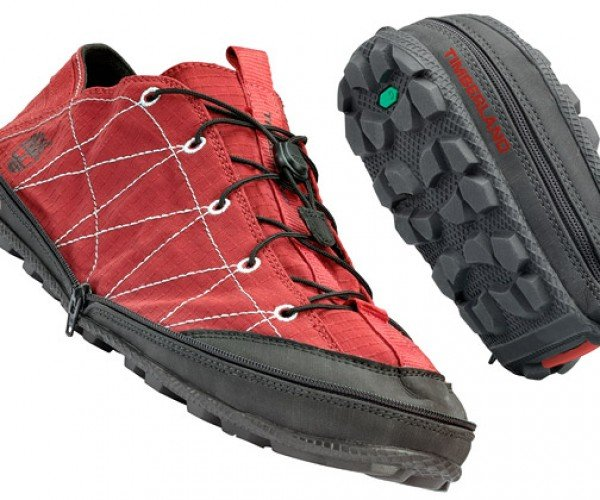 Timberland Folding Shoes: Know When to Hold 'em, Know When to Fold 'Em