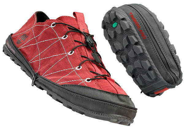timberland radler folding shoes