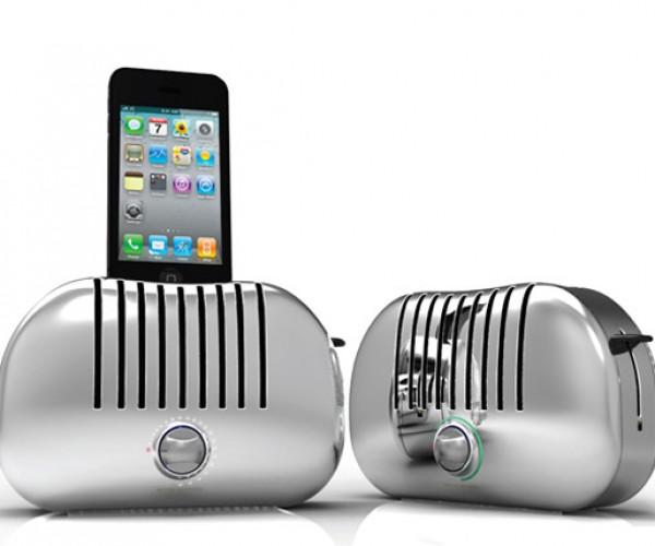 TOAST! Dock Won't Burn Your iPhone