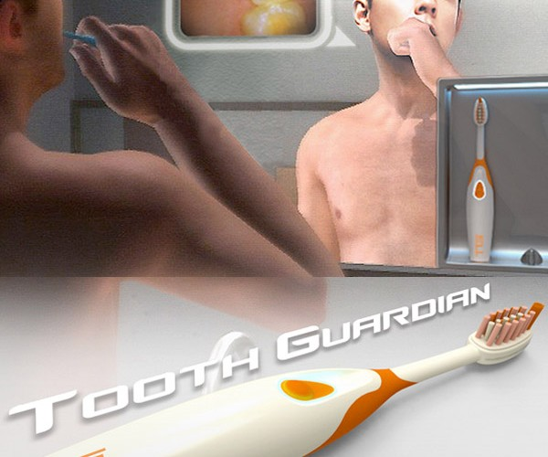 Tooth Guardian Lets You See What Your Dentist Sees, Every Time You Brush