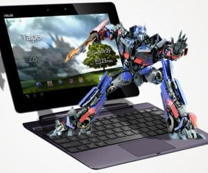 Transformers v. Transformers: Hasbro Sues Asus Over Transformer Prime Name