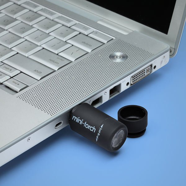 usb chargeable mini flashlight 2