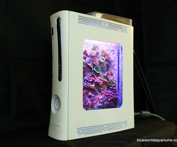 Xbox 360 Aquarium: White Tank of Life