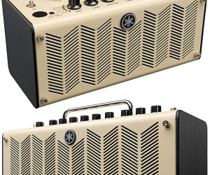 Yamaha THR Portable Amps Let you Jam in Retro Style