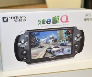 PS Vita Gets Cloned Before Launch