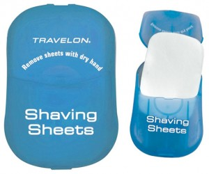 Travelon Toiletry Sheets: There's a Sheet for That