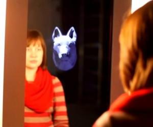 3D Mirror: Release Your Inner Beast
