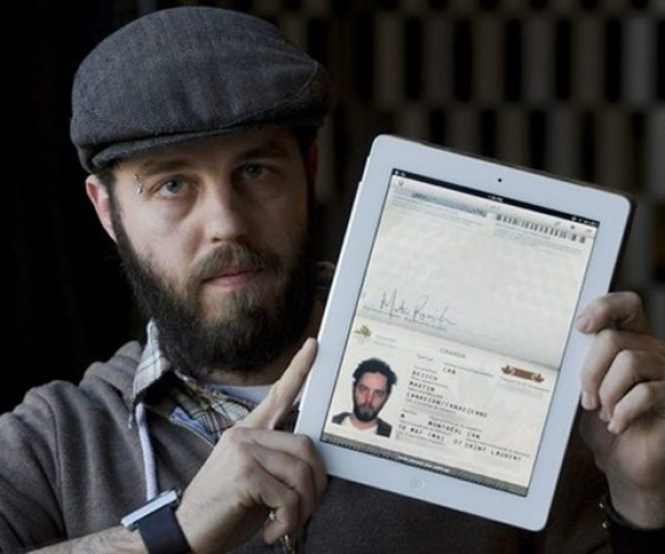iPad Used as Passport to Cross US Border