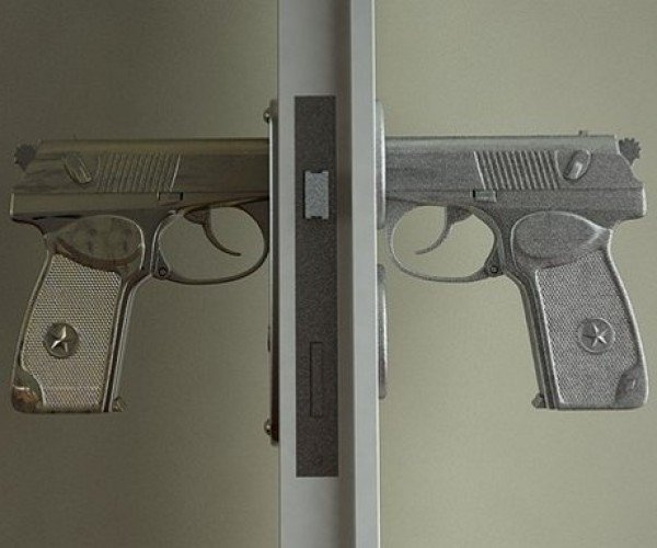 Bang Bang Doorknobs: Open Up, or I'll Shoot!