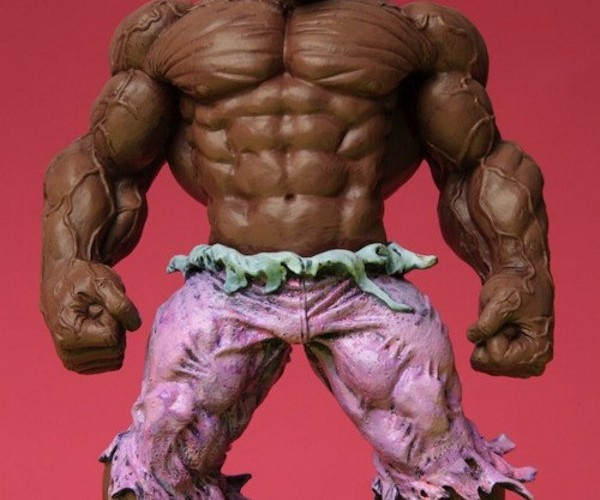 Incredible Obama Hulk Action Figure: The Lean, Mean, Diplomatic Machine