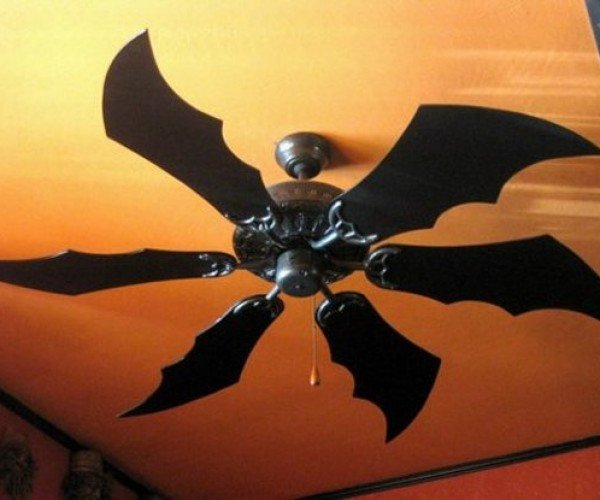 Batman Ceiling Fan: Alfred Approved
