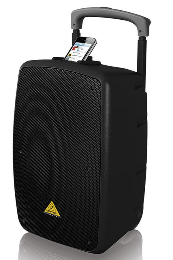 behringer blackyard blaster speaker dock iphone ipod