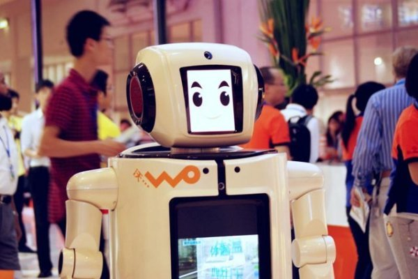 China Unicom robot