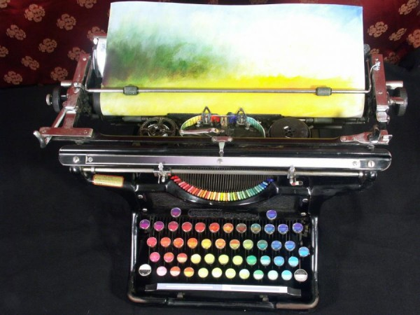 Chromatic Typewriter1