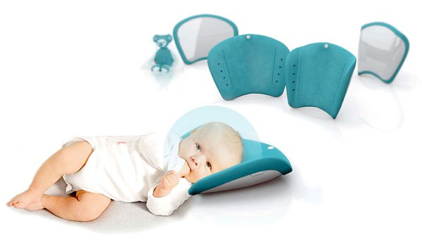 Cocoon pillow