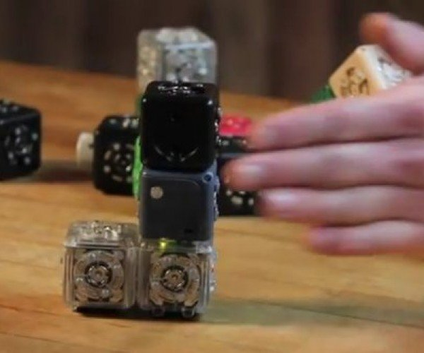 Cubelets: Amazing Robotic Building Blocks