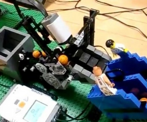 LEGO Great Ball Contraption Lives Up to Its Name