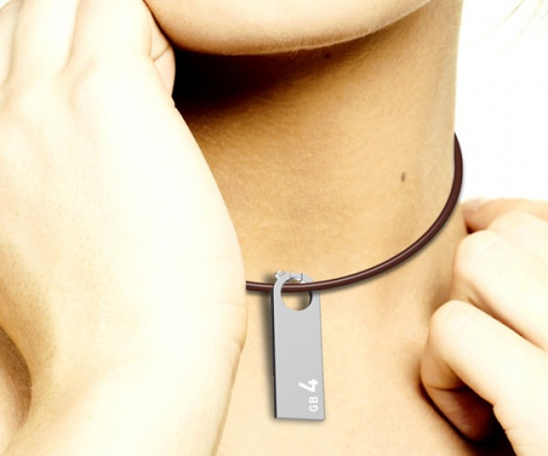 LOOPO: The Clippable, Wearable USB Drive