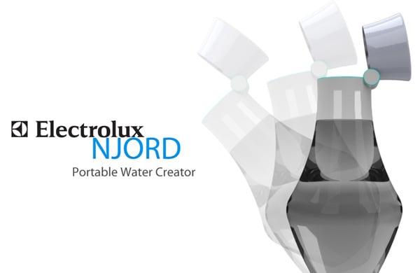 Njord Water Condenser