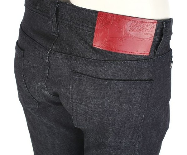Naked & Famous Scented Jeans: Don't Wash 'Em, Just Scratch 'Em