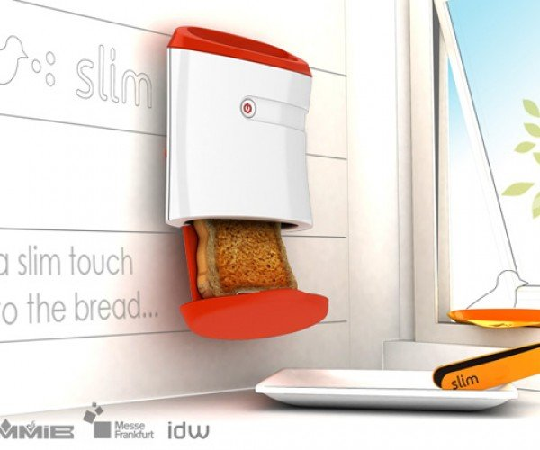 Slim Toaster: Truth in Advertising