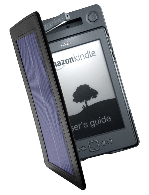 solarkindle solar kindle solarfocus case power sun