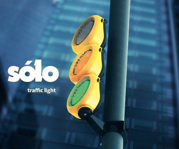 Sólo: Giving Traffic Lights a Second Life